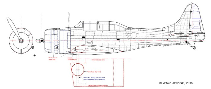 Figure 3-1 Side view of the SBD-5 (click to see the high-resolution version)