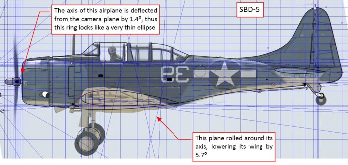 Figure 4-1 Side view of the SBD-5 and its most important photo reference